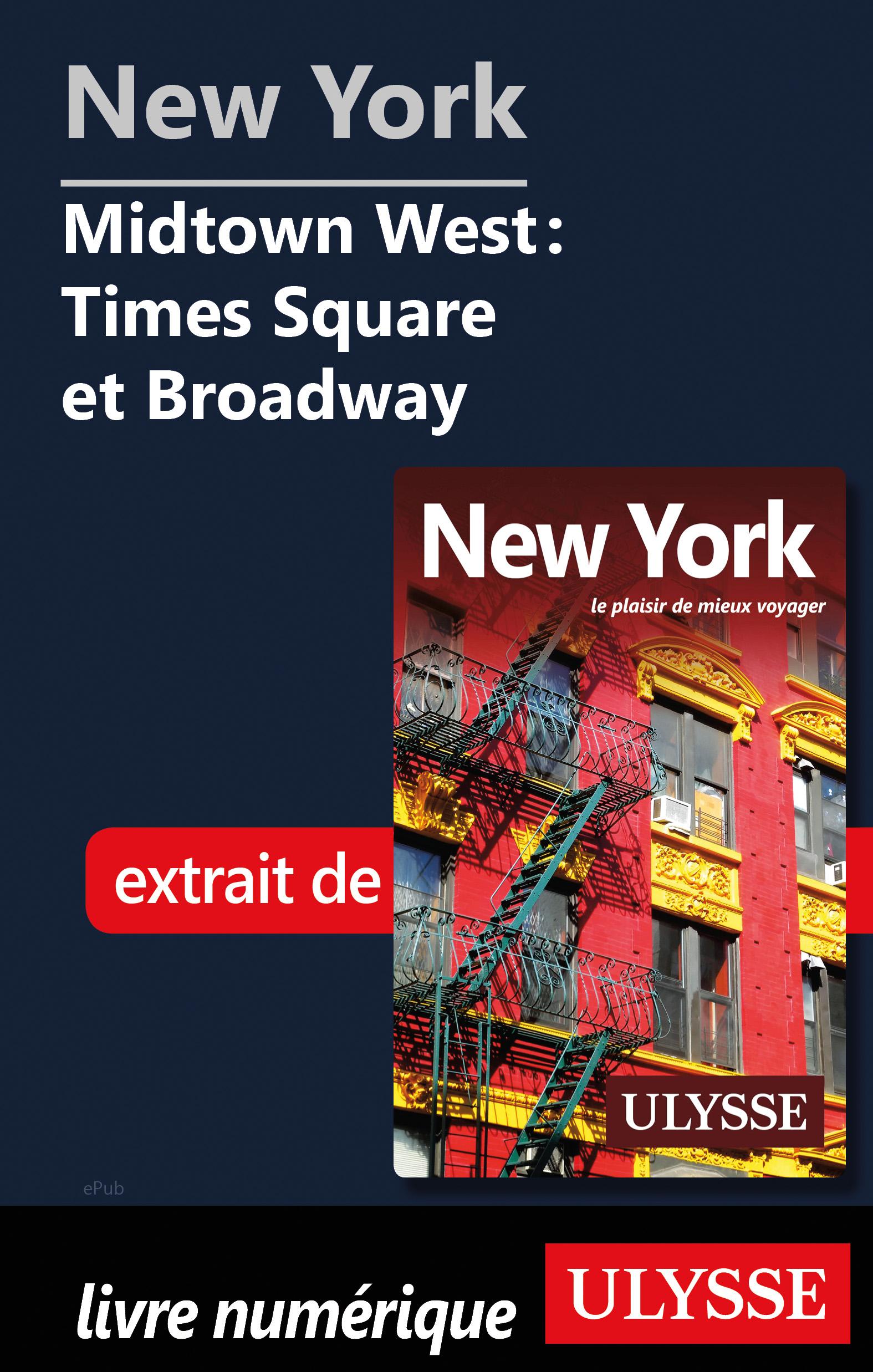 New York - MidtownWest:TimesSquareetBroadway