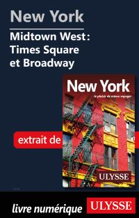 New York - Midtown West : Times Square et Broadway