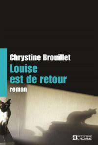 Image de couverture (Louise est de retour)