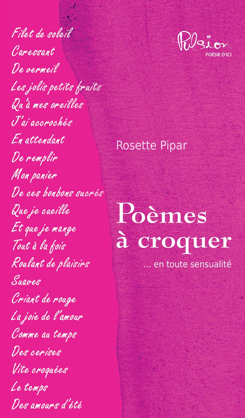 Poèmes à croquer