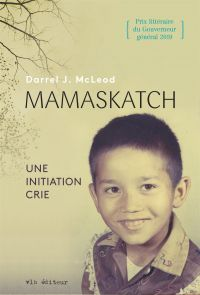 Book cover of Mamaskatch.