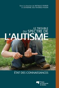 Image de couverture (Le trouble du spectre de l'autisme)