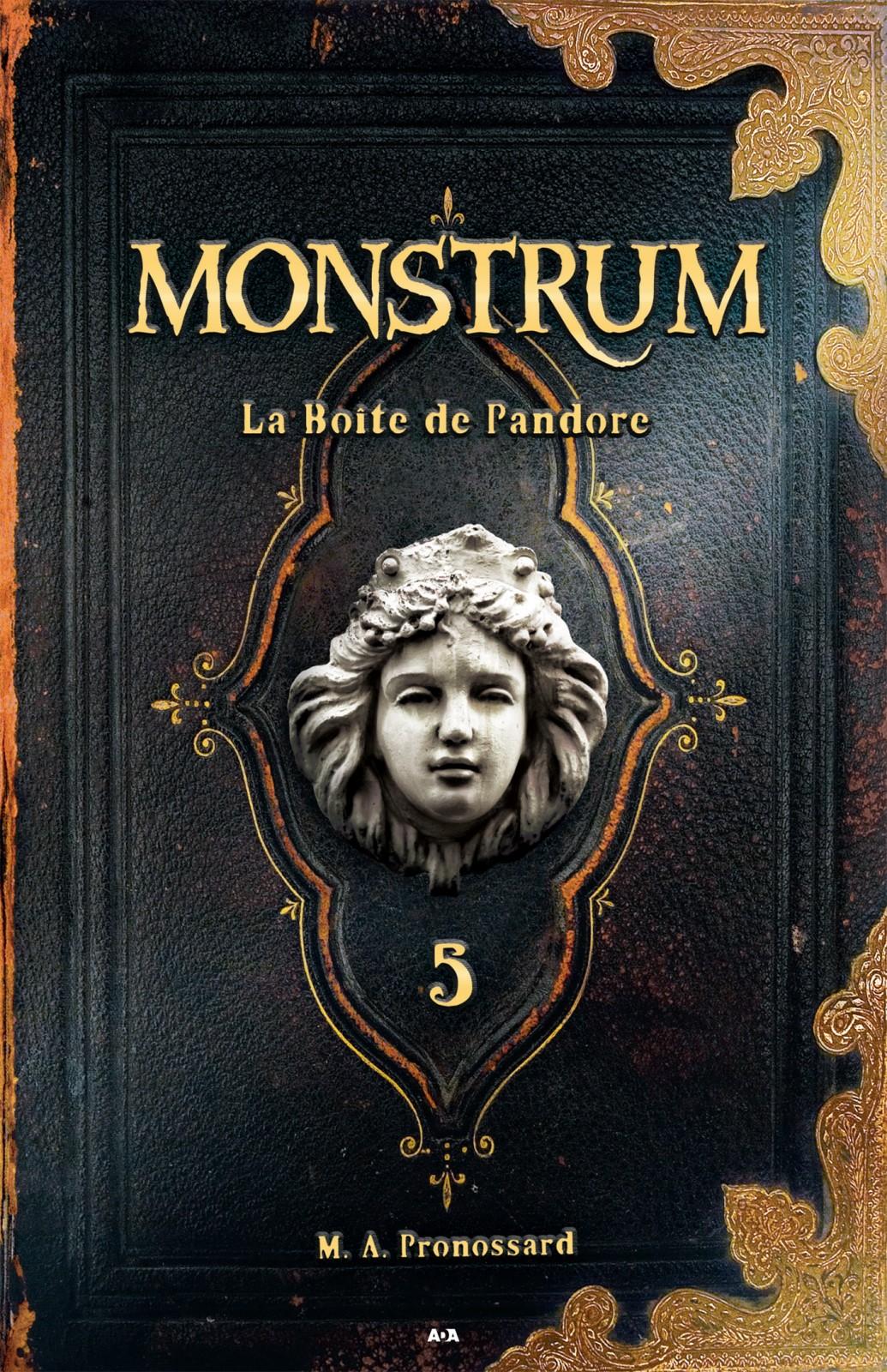 Monstrum, La boîte de Pandore
