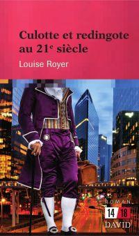 Cover image (Culotte et redingote au 21e siècle)