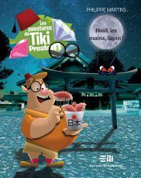 Les aventures de Tiki Preston 06 : Haut les mains, lapin !
