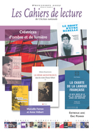 Les Cahiers de lecture de L'Action nationale. Vol. 11 No. 2, Printemps 2017