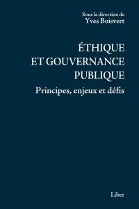 Éthique et gouvernance publique