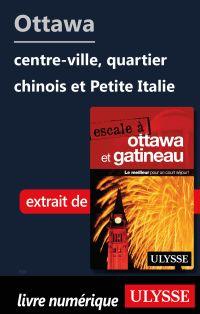 Ottawa: centre-ville, quart...