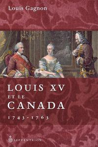 Image de couverture (Louis XV et le Canada)
