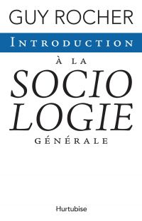 Introduction à la sociologi...