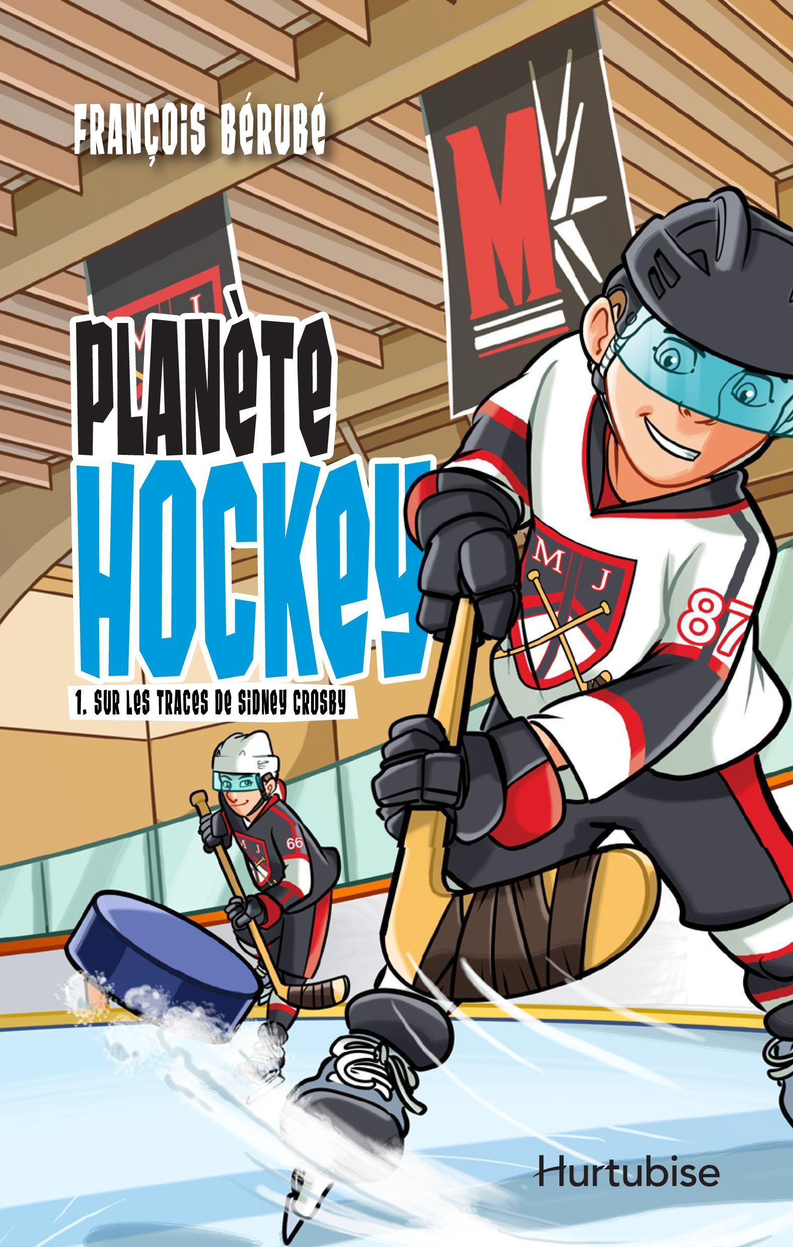 Planète hockey - Tome 1
