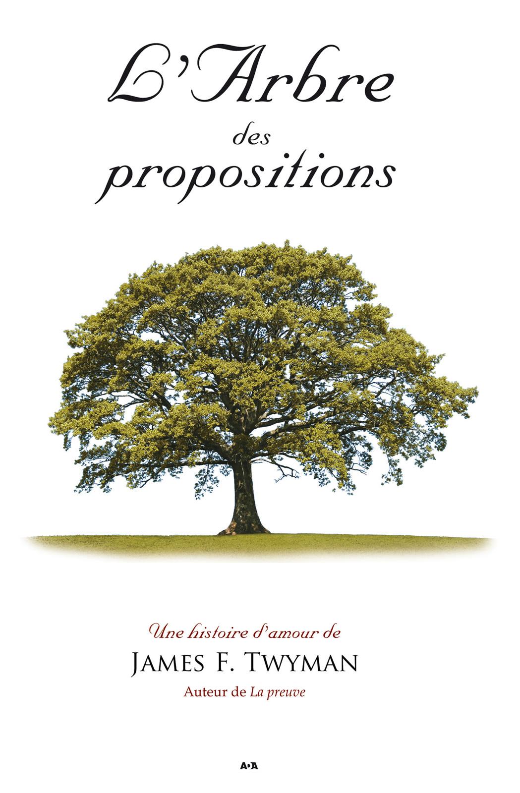 Vignette du livre L'arbre des propositions
