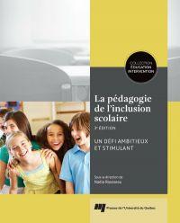 Image de couverture (La pédagogie de l'inclusion scolaire, 3e édition)