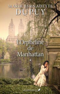 Cover image (L'orpheline de Manhattan T.1)