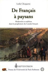 De Français à paysans