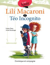 Lili Macaroni et Téo Incognito