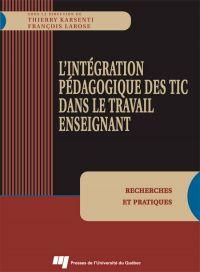 Intégration pédagogique des...