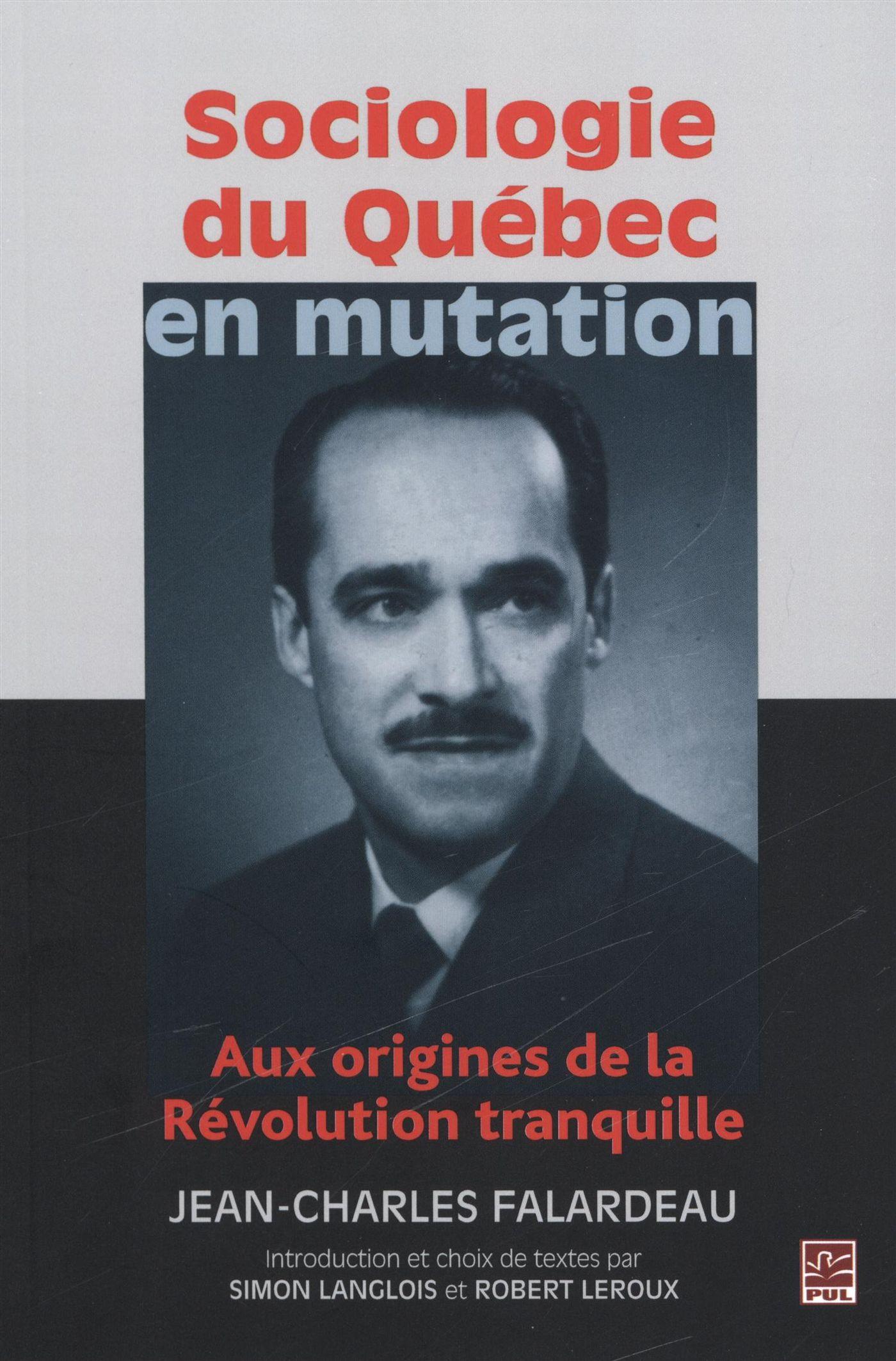 Sociologie du Québec en mutation