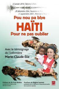 Haïti. Pour ne pas oublier