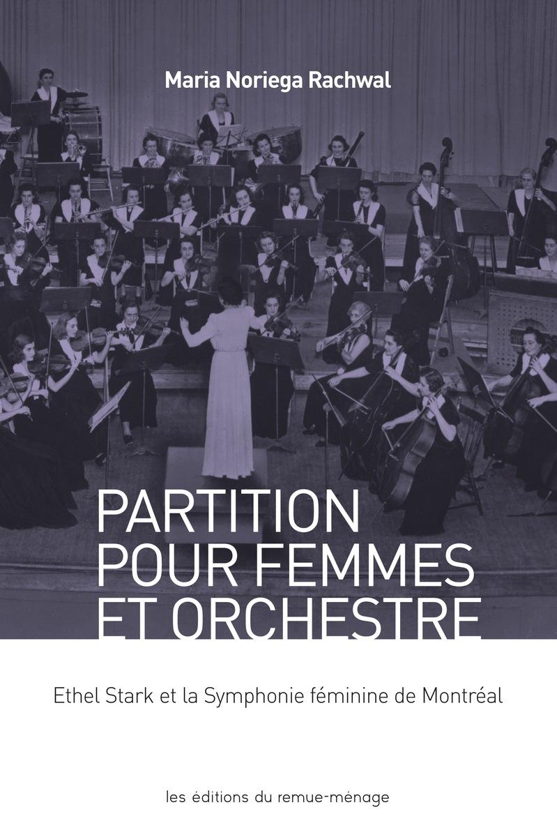 Partition pour femmes et orchestre
