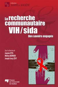 Image de couverture (La recherche communautaire VIH/sida)