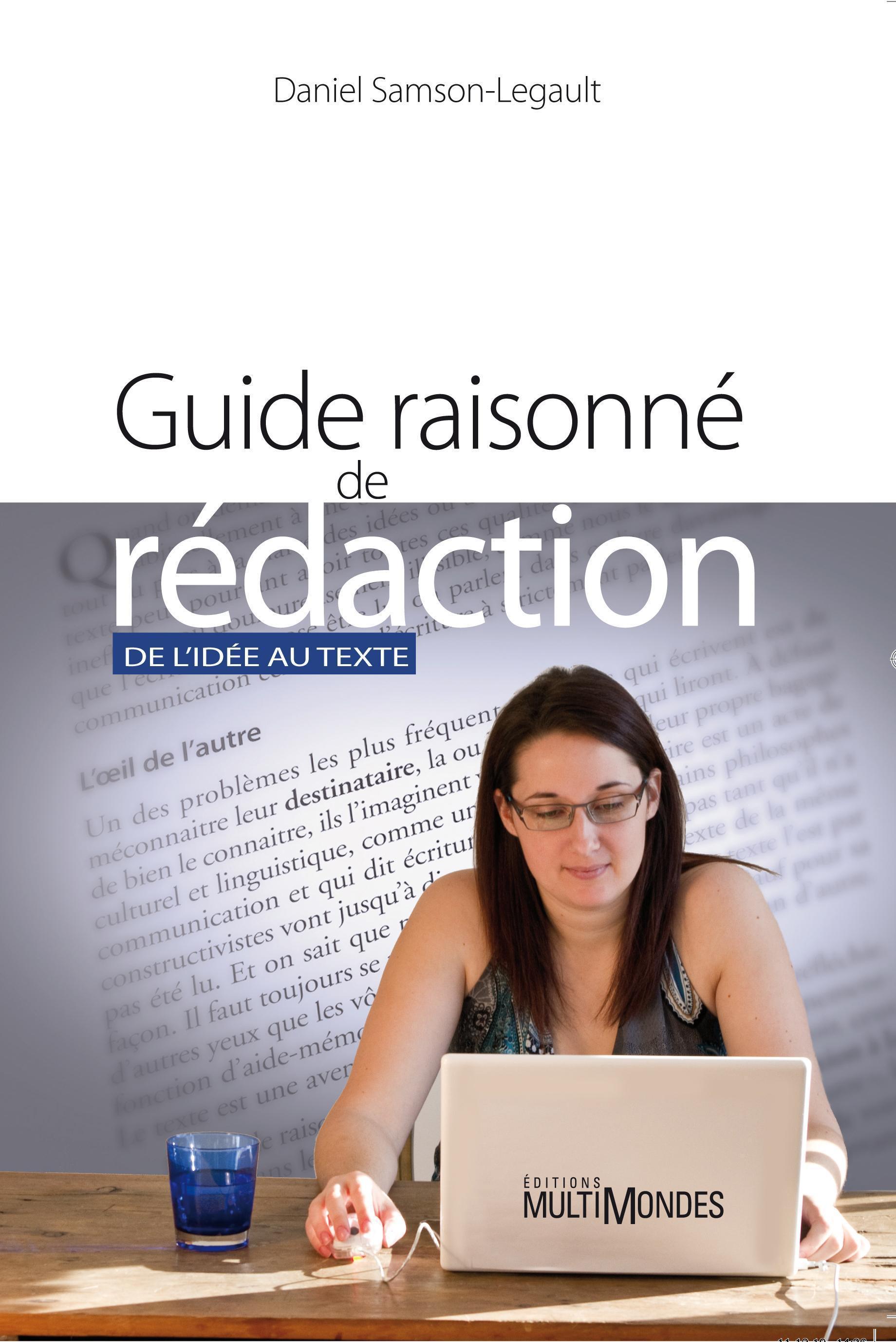 Guide raisonné de rédaction