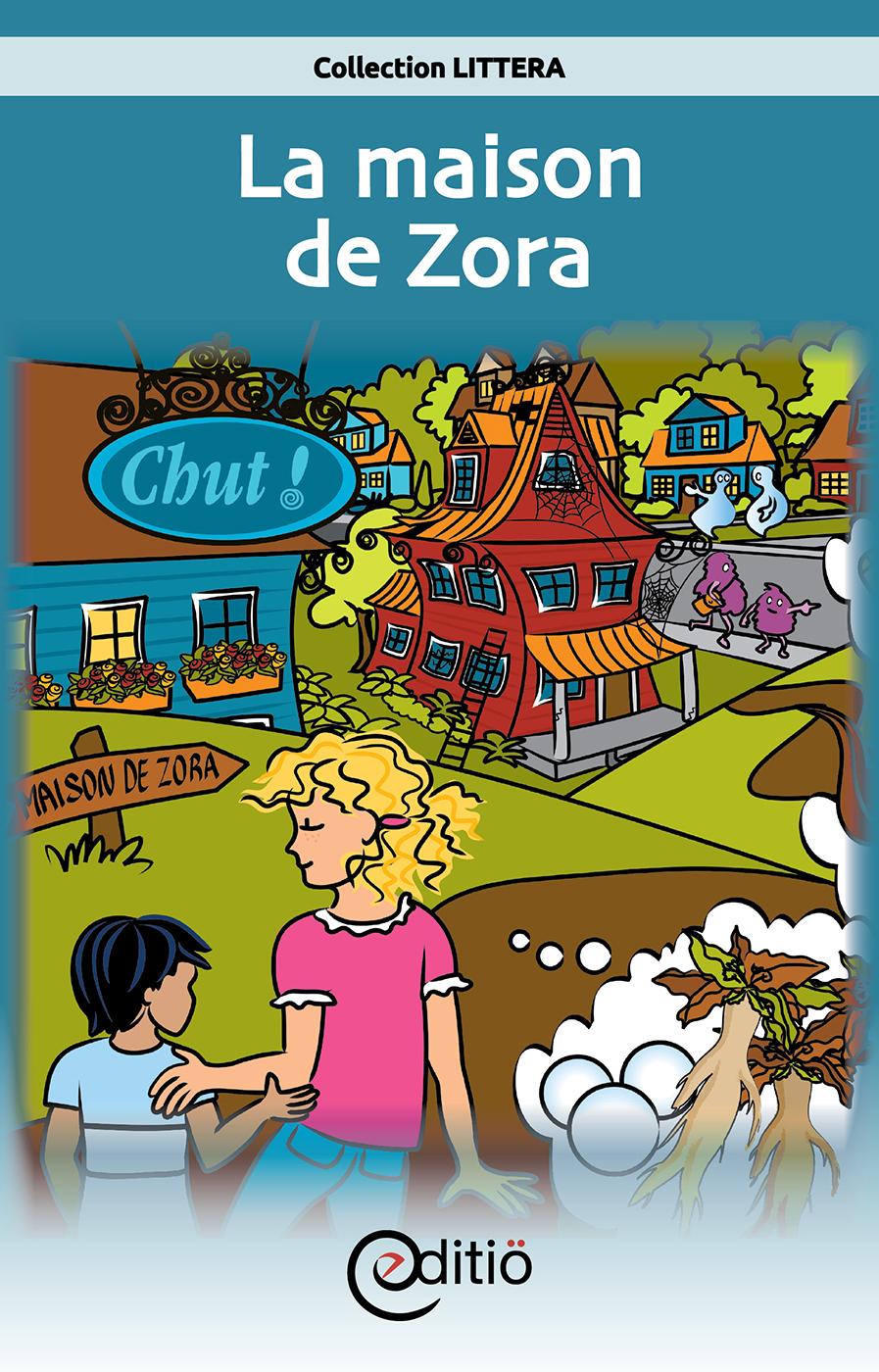 La maison de Zora