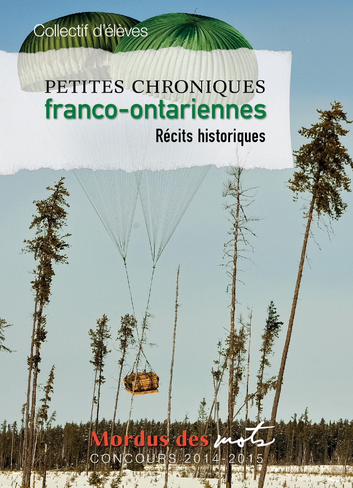 Petites chroniques franco-ontariennes