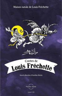 Image de couverture (Contes de Louis Fréchette)