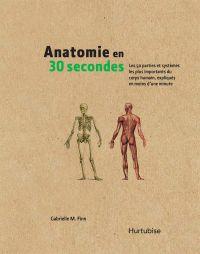 Image de couverture (Anatomie en 30 secondes)