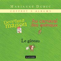Marianne Dubuc - Coffret numérique