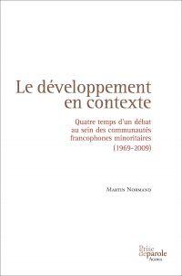 Le développement en contexte