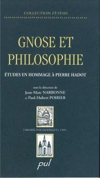 Gnose et philosophie : Étud...
