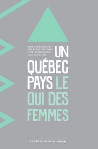 Image de couverture (Un Québec pays)