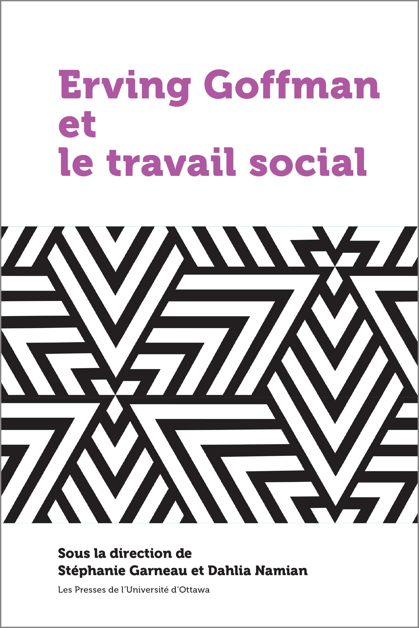 Erving Goffman et le travai...
