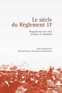 Image de couverture (Le siècle du Règlement 17)
