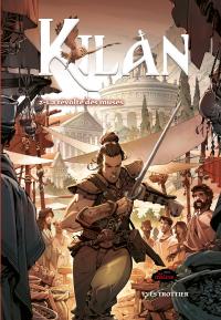 Cover image (Kilan tome 2: La révolte des muses)