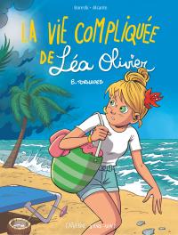 BD La vie compliquée de Léa...