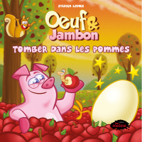 Cover image (Oeuf & Jambon: Tomber dans les pommes)