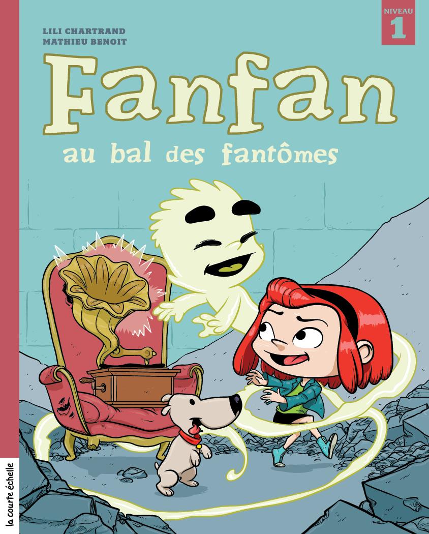 Fanfan au bal des fantômes