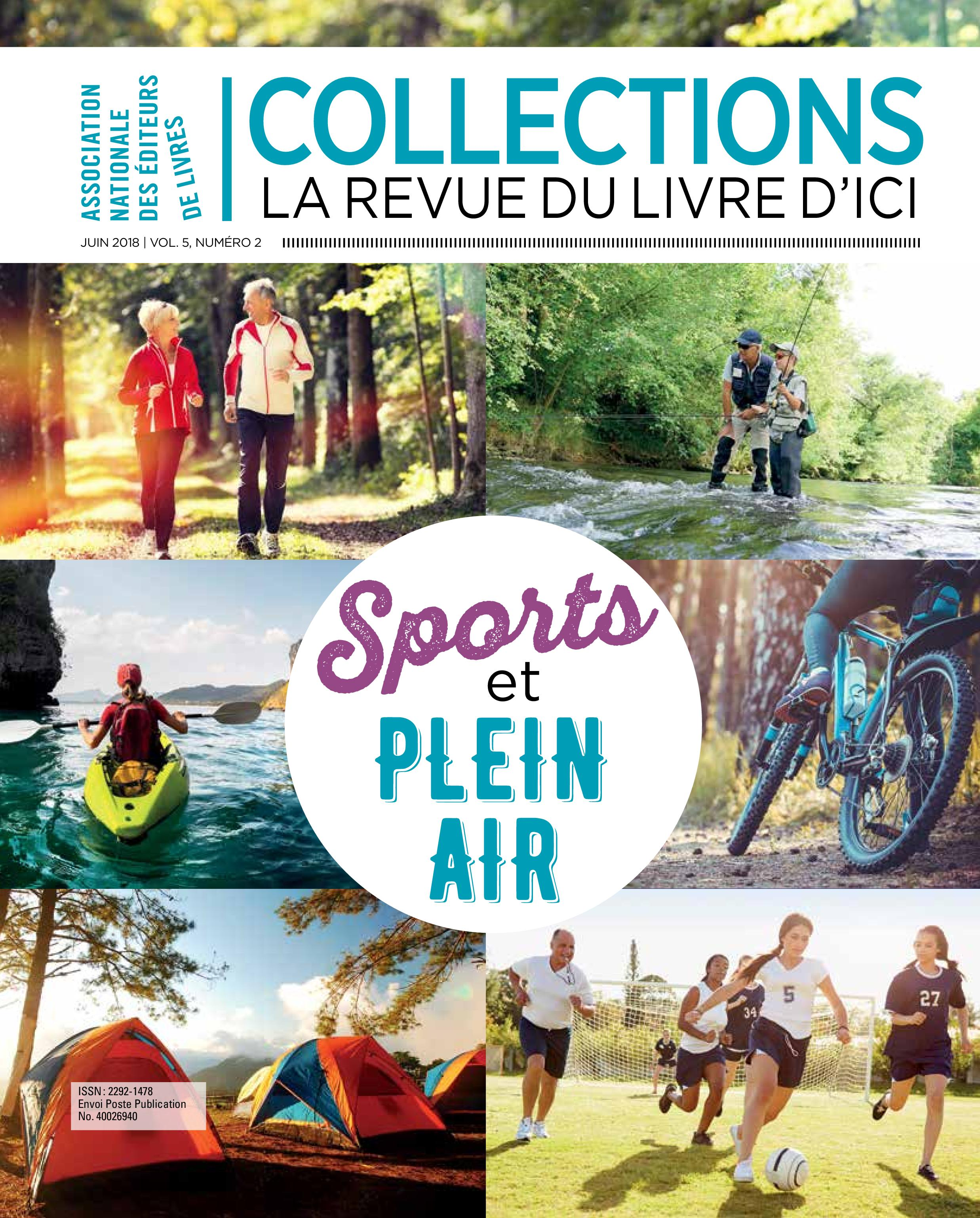 Collections, Vol 5, No 2, Sports et plein air
