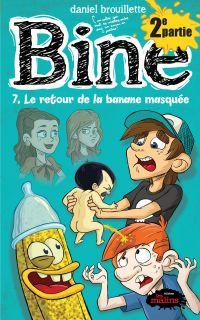 Image de couverture (Bine tome 7.2 : Le retour de la banane masquée)
