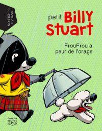 Image de couverture (Petit Billy Stuart 4 - FrouFrou a peur de l'orage)