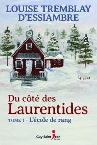 Cover image (Du côté des Laurentides, tome 1)