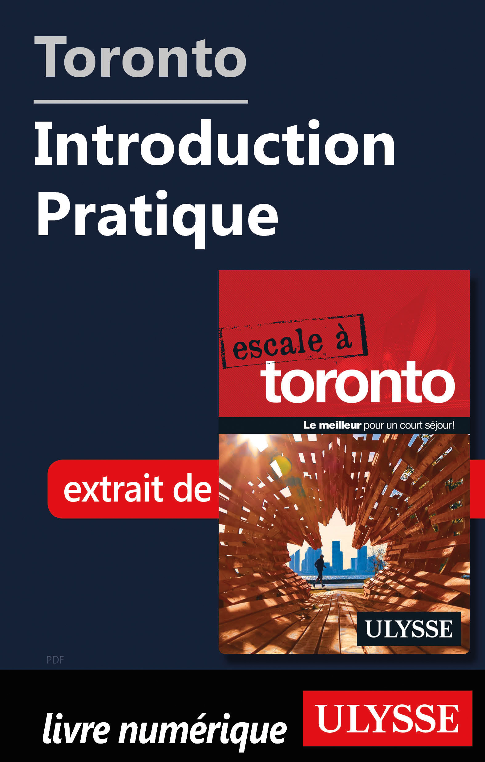 Toronto - Introduction Prat...