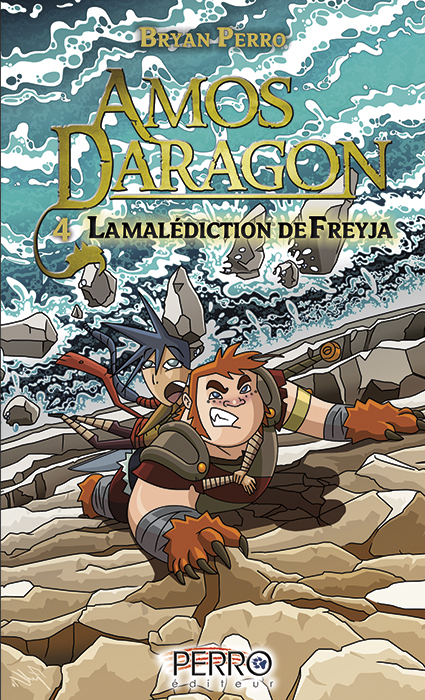 Amos Daragon (4) La malédiction de Freyja