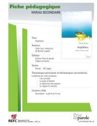 Image de couverture (Amphibien - fiche pédagogique)