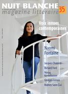 Nuit blanche, magazine littéraire. No. 149, Hiver 2018