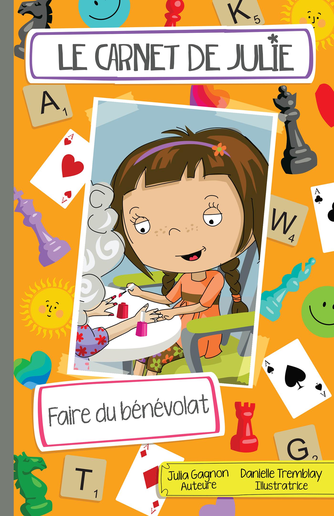 Le carnet de Julie - Faire du bénévolat