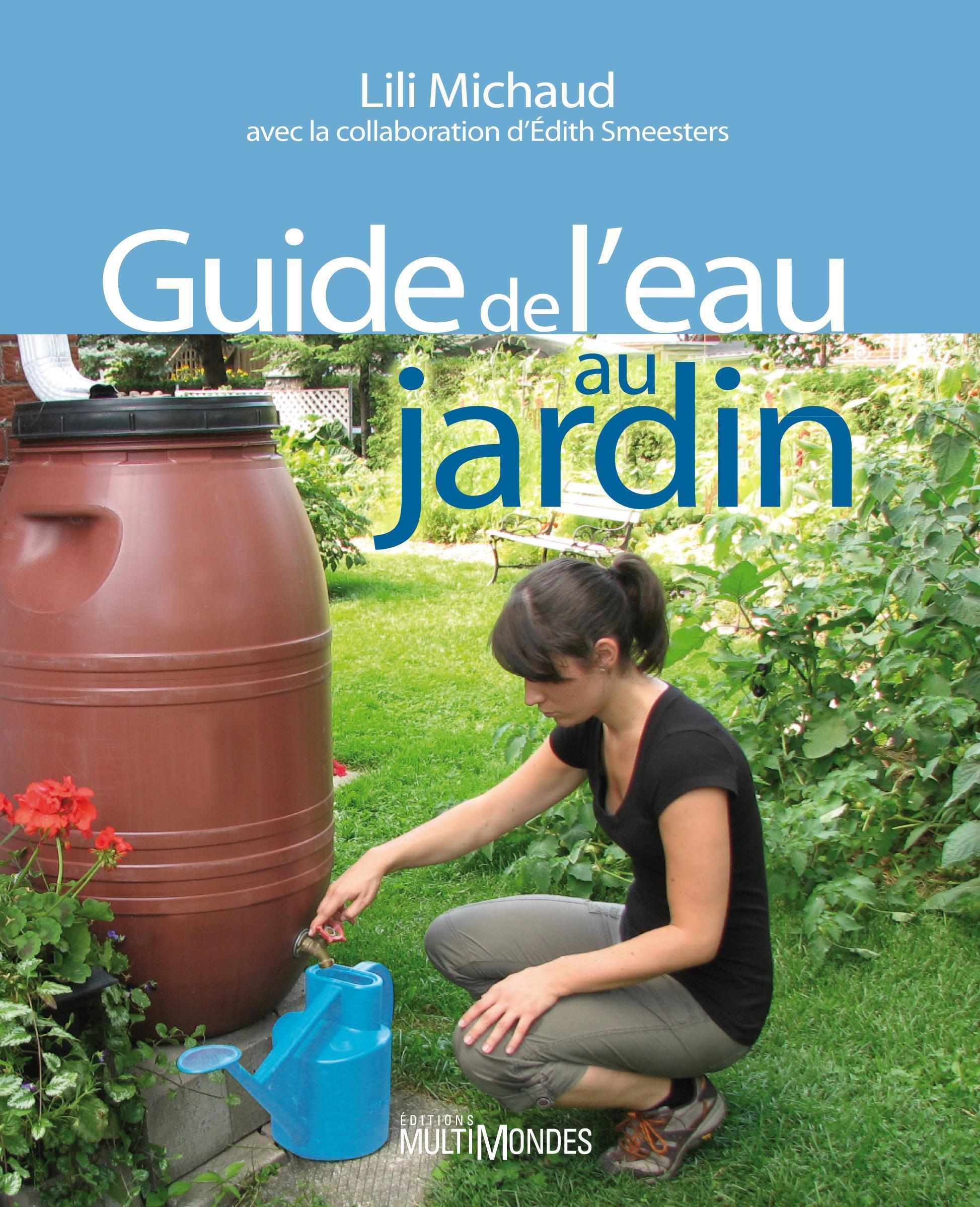 Guide de l'eau au jardin
